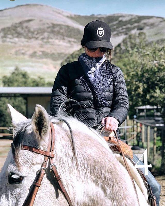 4th DAY OF CHRISTMAS ⭐️ Santa Fe Bandana & Men's Cavalry Cap on @miltonmenasco ⭐️ (Xmas tip: $5 USA shipping & last days for Xmas deliveries!)