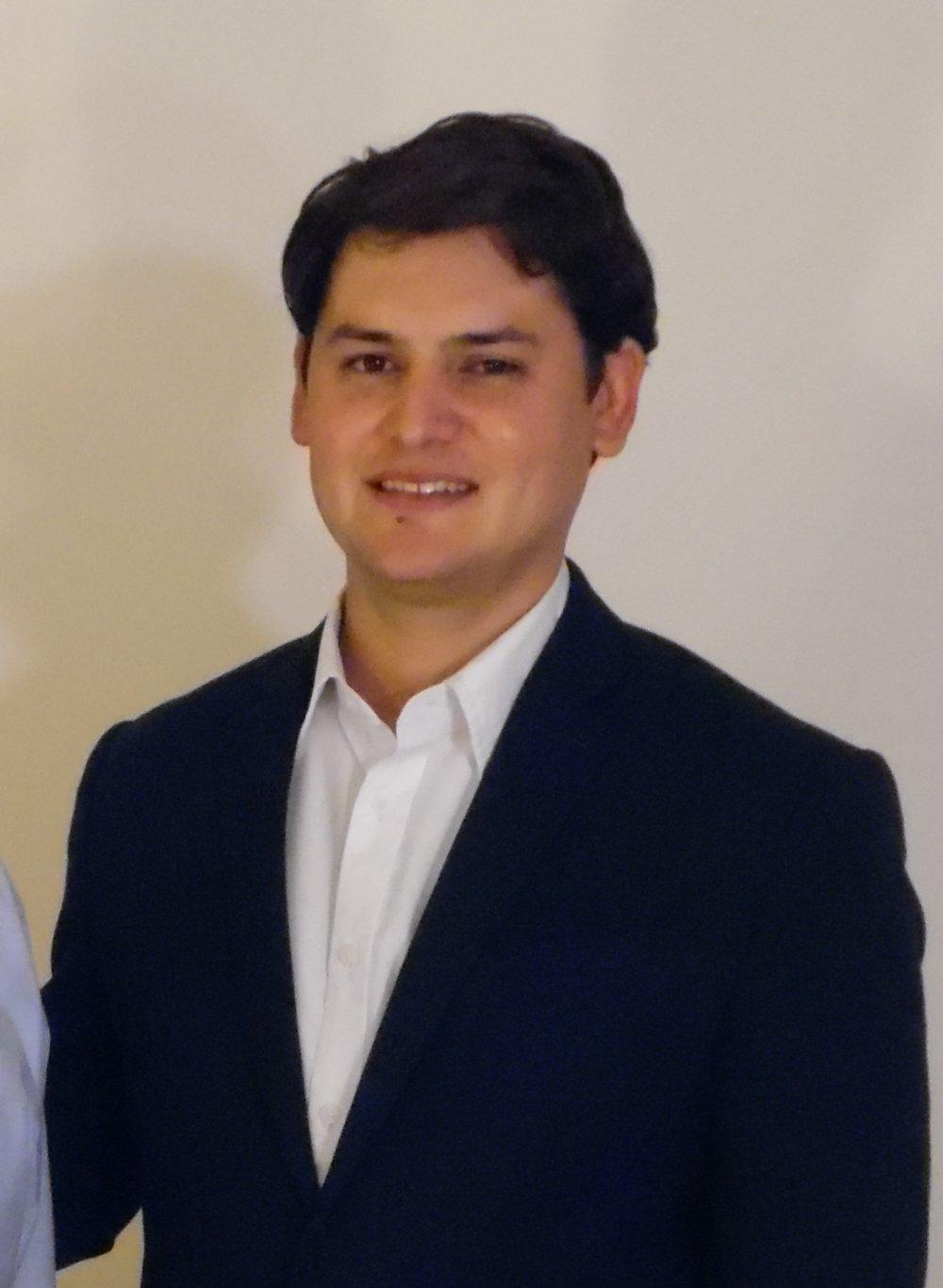 Joel Melvin