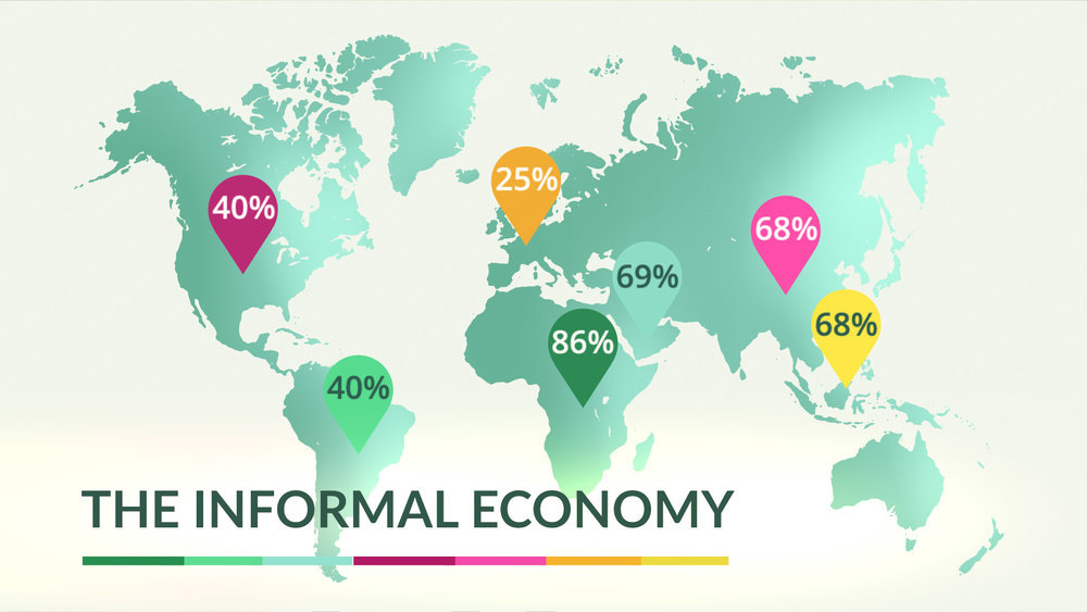 The Informal Economy - Map
