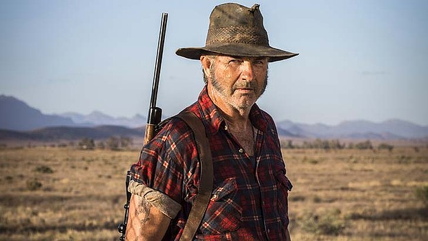 Wolf Creek star, John Jarratt, is the face of the Asbestos Awareness Month for 2017