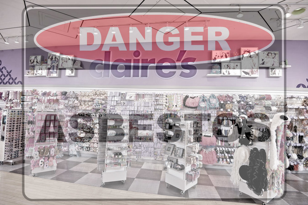 Asbestos has been found in more products sold at Claire's stores.