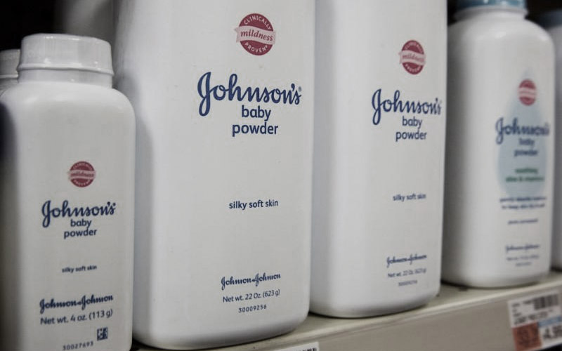 Johnson And Johnson Looses Asbestos Lawsuit
