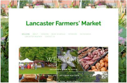 Lancaster Farmers' Market