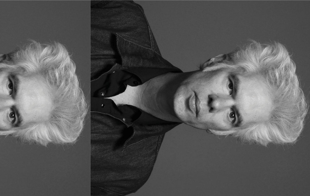 Jim Jarmusch, Photograph by Larry Busacca