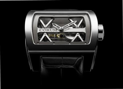 The Corum Ti-Bridge