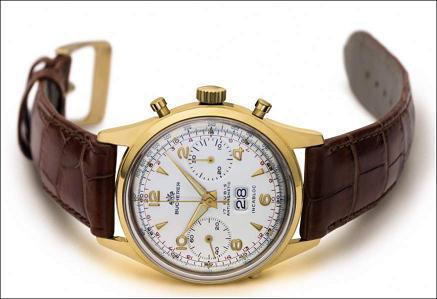 1948 Big Date Chronograph Incabloc