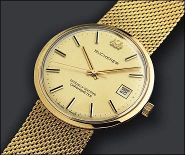 The 1975 Bucherer Chronometer