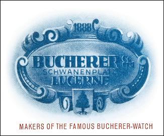 Bucherer Company logo c.1900