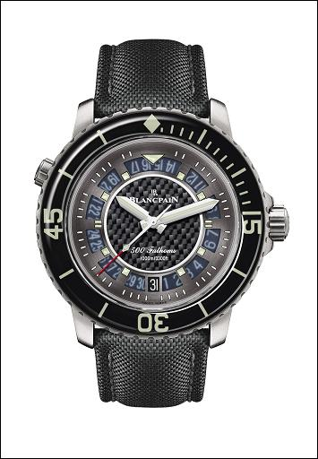 The Blancpain 500 Fathoms OnlyWatch #1/1