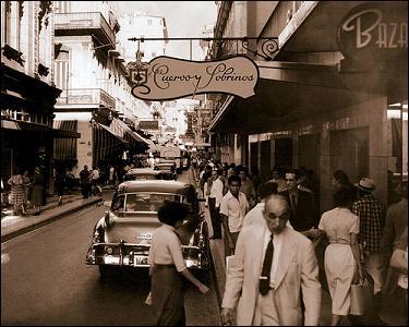 La Casa, Avenida Quinta, Habana