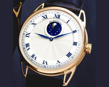 The De Bethune DB25 Moon Phase