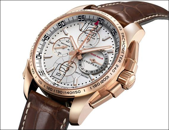 The Chopard Mille Miglia GT XL Chrono Split Seconds