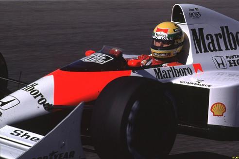 Senna MP4 5