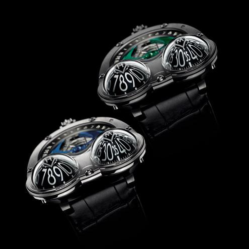 MB&F Horological Machine No.3 - Frogs