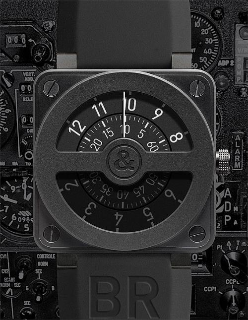 The Bell & Ross BR 01-92 Compass