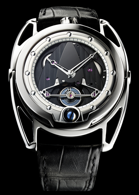 The Aiguille d'Or winning De Bethune DB28