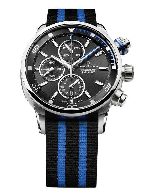 Maurice Lacroix Pontos S Diving Chronograph 2012