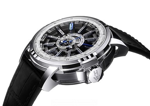 The Harry Winston Opus 12 by Emmanuel Bouchet
