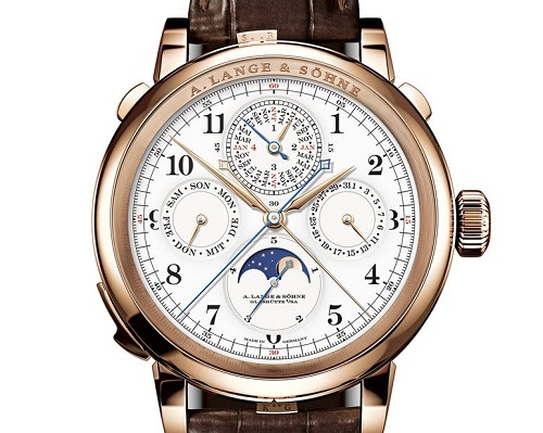 A Lange & Sohne Grand Complication
