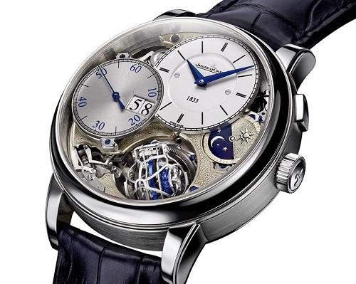 Jaeger LeCoultre Master Grande Tradition Gyrotourbillon 3 Jubilee watch