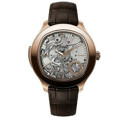 Piaget Emperador Coussin XL Ultra-Thin Minute Repeater