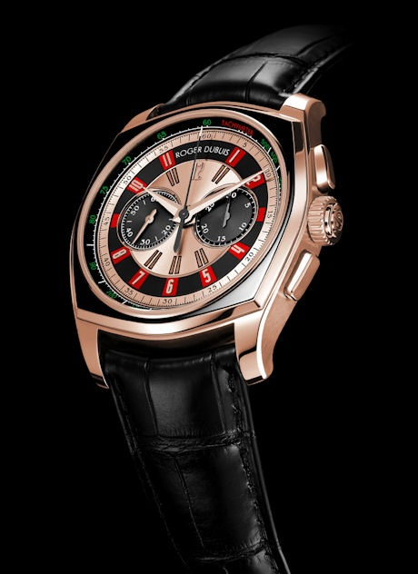 Roger Dubuis La Monegasque Big Number