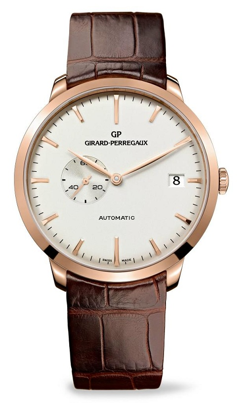 Girard-Perregaux 1966 Small Seconds and Date 2013