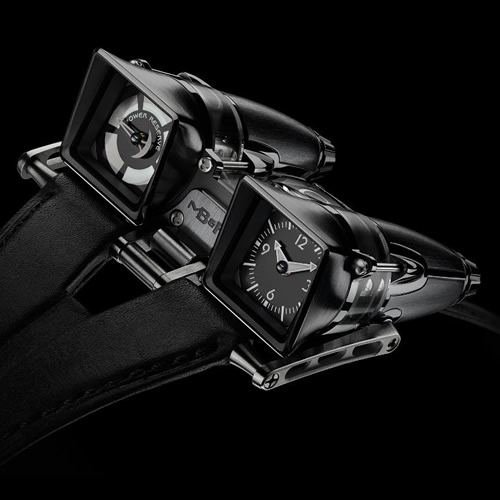 MB&F HM4 Final Edition watch