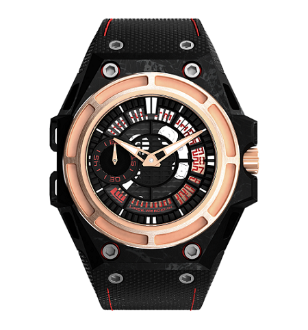 Linde Werdelin Spidolite Tech II Gold