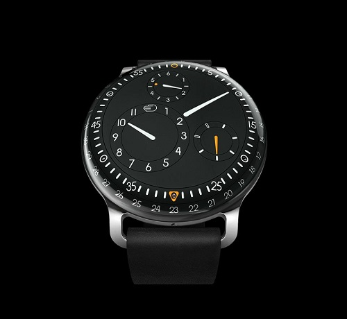 Ressence Type 3 wristwatch