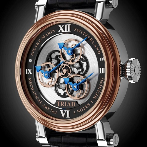 Speake Marin Triad watch