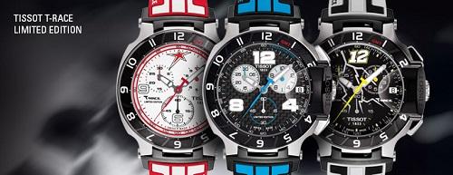 Tissot MotoGP watch 2013