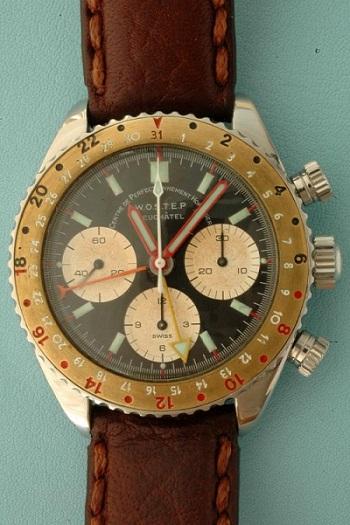 Peter Roberts Concentrique watch original