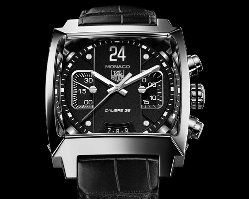 TAG Heuer Monaco Twenty Four Calibre 36 Chronograph