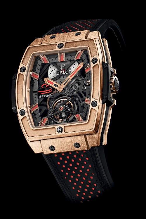 Hublot Senna Tourbillon 2013