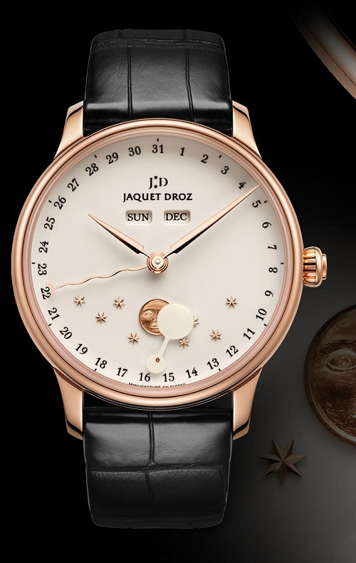 Jaquet Droz Eclipse 39mm watch