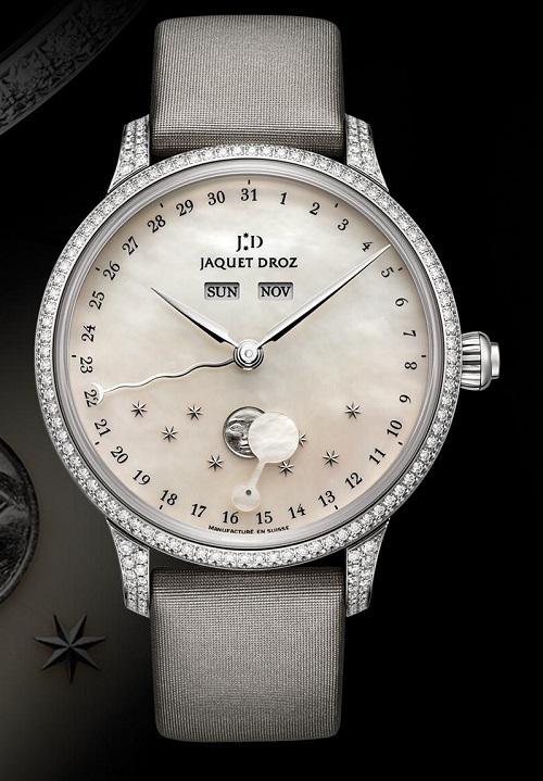 Jaquet Droz Eclipse 39mm wristwatch