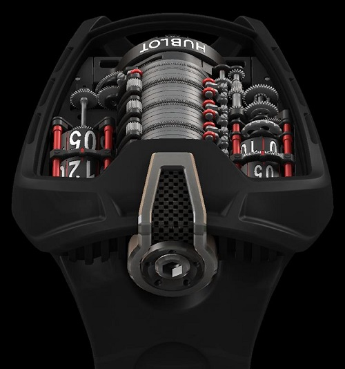 Hublot laferrari watch