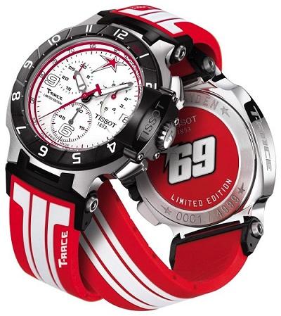 Tissot MotoGP Nicky Hayden watch 2013