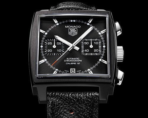 TAG Heuer Monaco Calibre 12 Chronograph ACM