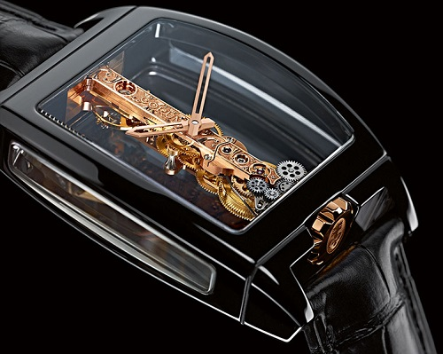 Corum Golden Bridge Ceramic