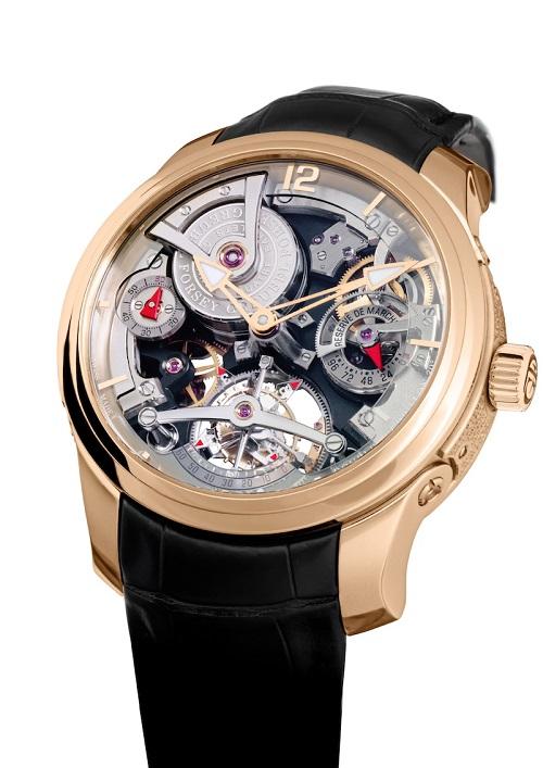 Greubel Forsey's Double Tourbillon 30° Technique watch - Copy