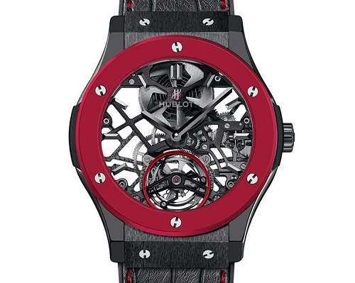 Hublot Red n Black Only Watch 2013