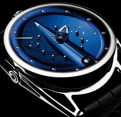 De Bethune Skybridge for Only Watch