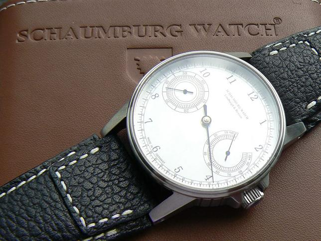 Schaumburg Watch Gnomonik Up & Down