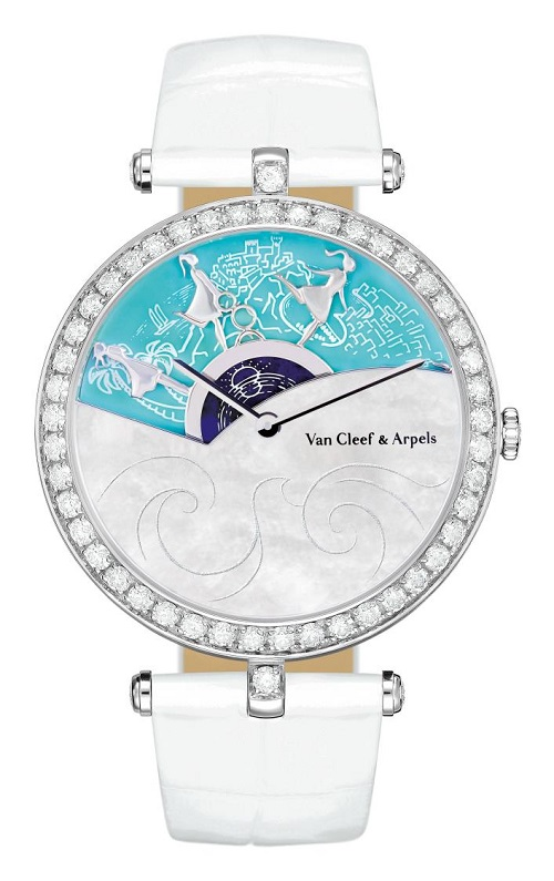 Van Cleef and Arpels Lady Arpels une journee a monaco