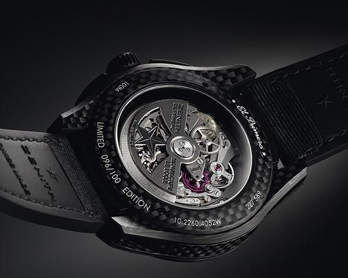 El Primero Lightweight watch