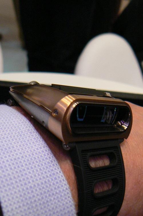 HM5 RT Wristshot