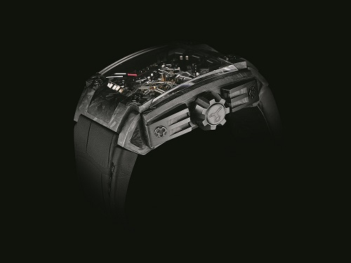 Rebellion 540 Magnum watch
