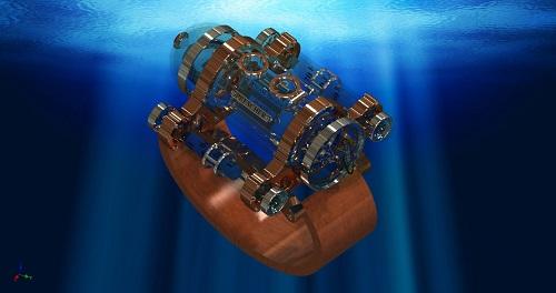 Nemo Sub 1 blue